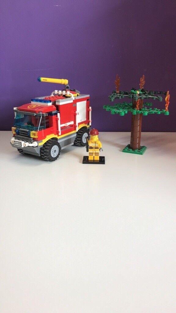 Lego City Forest Fire Truck 4208 In Whitburn West Lothian Gumtree