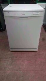 Swan White A+ Class 12-Place Dishwasher in great condition