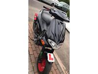 Gilera Runner 180 reg as a 50