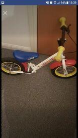 Kids Wizzer Balance Bike