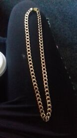 Gold chain 9ct