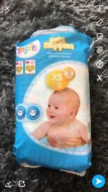XS baby swim nappies (7-17lbs)