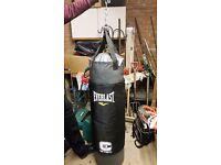 Everlast C3 Foam Heavy Punch Bag - 32kg