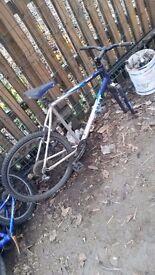 Bikes/parts