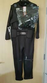 Star wars Death trooper fancy dress outfit