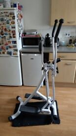 Air Walker with LCD for Home Gym