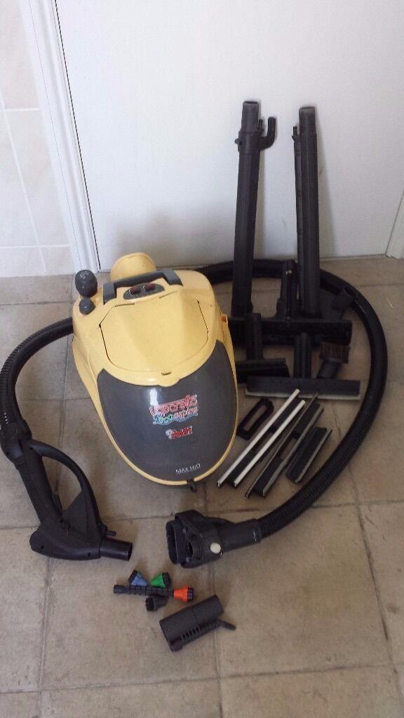 polti combined steam cleaner & water-based vacuum, vaporetto