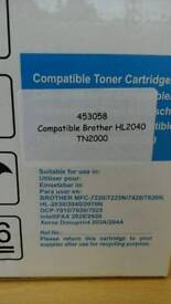 Toner Cartridge Brother HL2040/TN2000