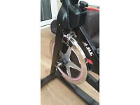 EXERCISE/SPIN BIKE 18KG WHEEL JLL (GOOD CONDITION)