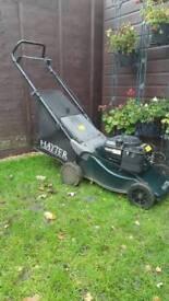 Hayter Jubilee 100 Lawnmower