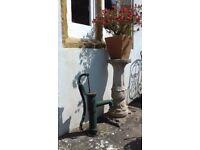 Cast iron ornamental Water Pump