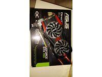 ASUS GTX 760 (2048 MB) (GTX760-DC2OC-2GD5) Gaming Graphics Card