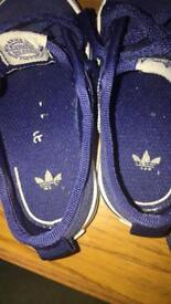 Adidas size infant 4