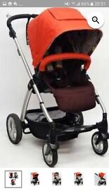 I have buggy for the self 3in1 from mamas&papa use only 1y.and also walker for babe girl use 6m .