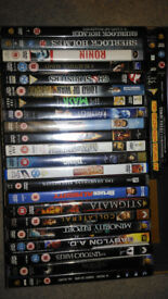 Collection of DVDs for Sale