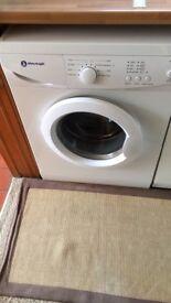 White Knight Washing Machine- Perfect Working Order