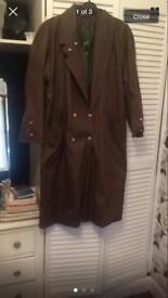 Jaklin military style jacket size 16