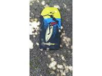Body board surf board