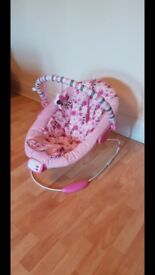 Baby bouncer for sale £15 collection