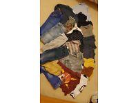 Boys clothes bundles 6 year's
