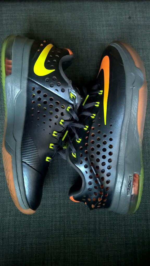 6b4d8b54d0c3 Nike KD VII Elite Basketball Shoes trainers