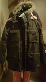 Small Mens Parker Jacket