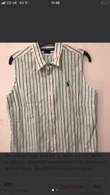Ladies Ralph Lauren shirt uk 14