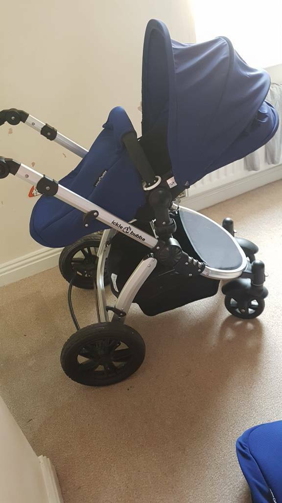 Ickle bubba baby travel system