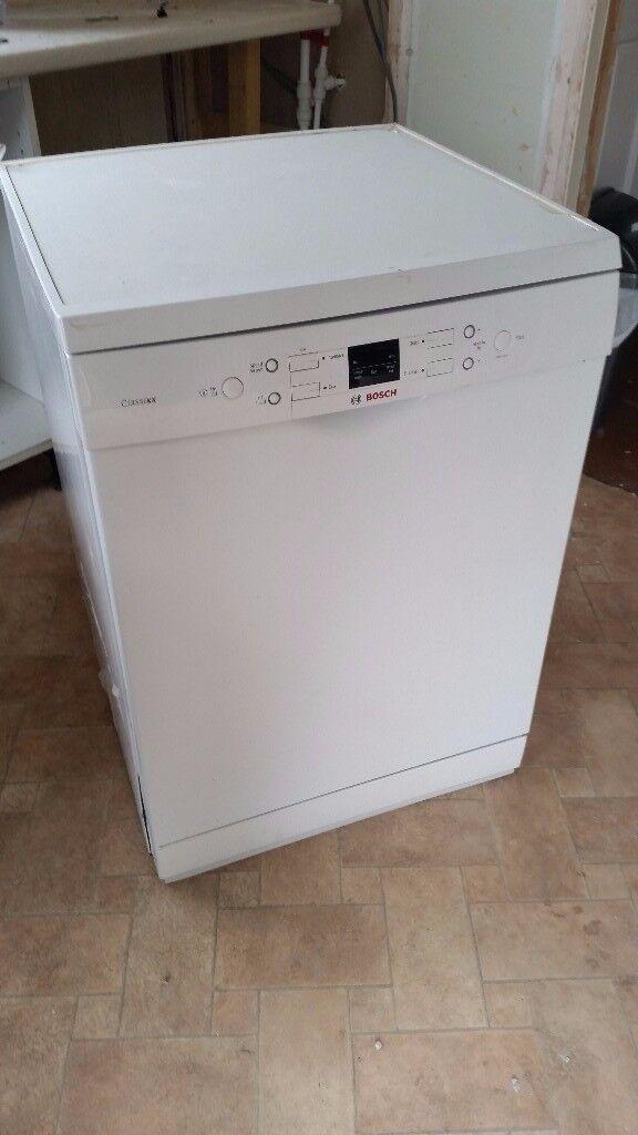 Bosch Dishwasher in Excellent condition