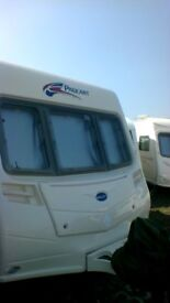 Bailey pageant series 6 2007, It is priced for a quick sale, all extras included
