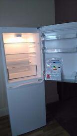 sofa(70£), fridge with freezer -height 1.60 -width 0.52, 1 year warranty (80£).