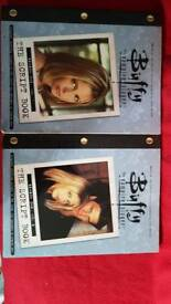 Buffy the vampire slayer script books season 1