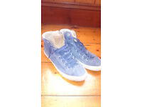 Superdry High tops size 7