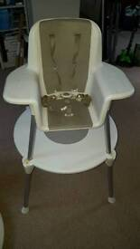 Multi function Silver Cross Doodle high chair