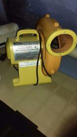 Bouncy Castle Blower in Very Good Condition