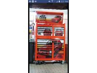 Mac tools ford escort mexico tool box