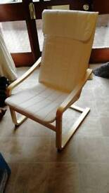 Oslo relaxer chairs x 2