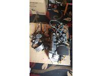 Gilera Runner Engine