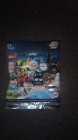 Lego batman mini figers