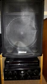 Soundlab speakers and amplifiers