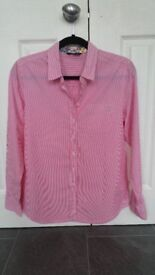 Brand new ladies Joules Lucie classic fit shirt, size 12/14