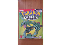 Pokemon Emerald Official Guide