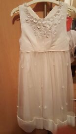 Monsoon bridesmaid/party dress age 4-5