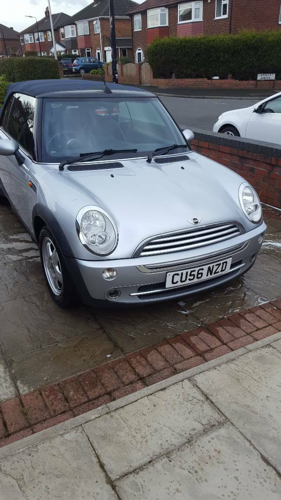 Mini Cooper Convertoble In Trafford Manchester Gumtree