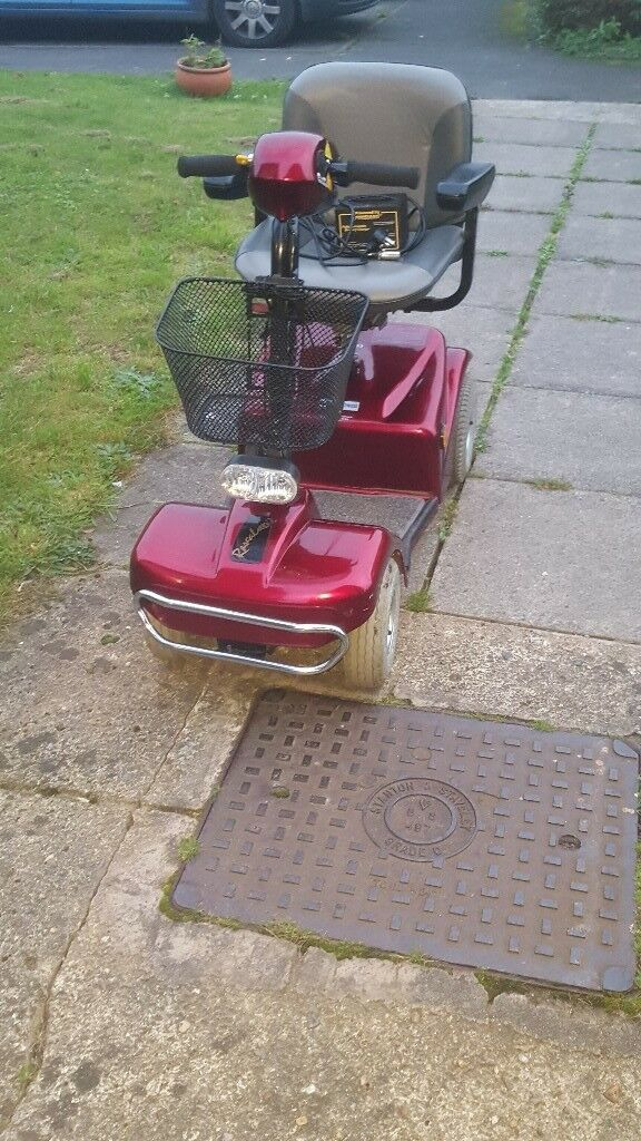 Mobility scooter in good working condition