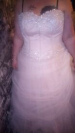 Roland Joyce wedding dress