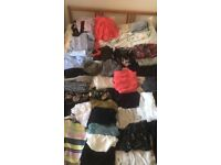 Two huge bags of women's clothing size 12/14/16
