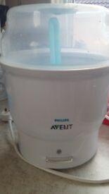 Baby bottle sterilizator