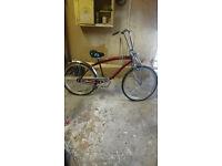 BDR Cruiser Bike
