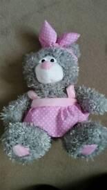New teddy bear